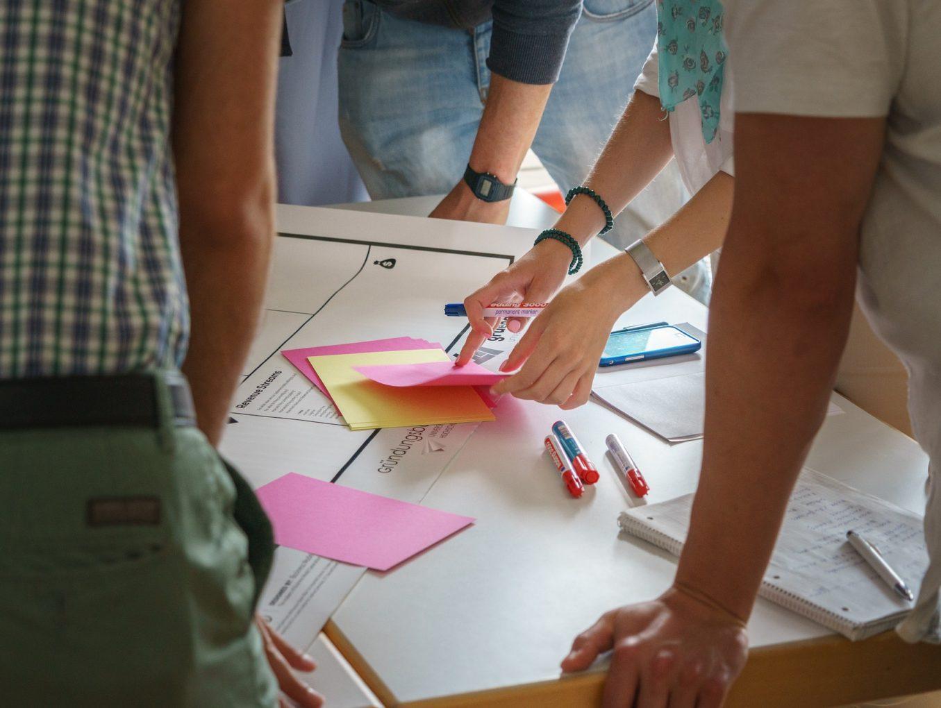 Kreative Workshops / Tagungen